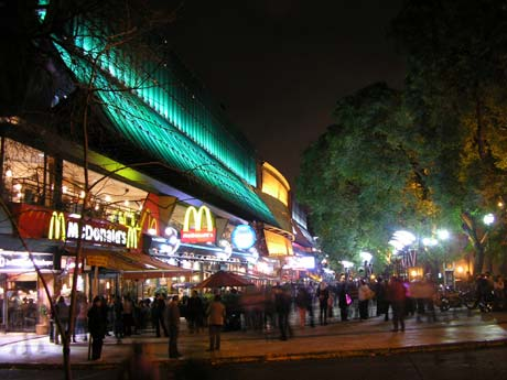 photo de Buenos Aires by night